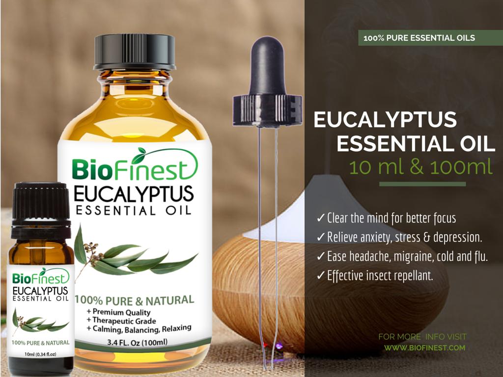 how to make pure eucalyptus oil