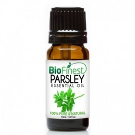 Parsley Leaf Essential Oil - 100% Pure Therapeutic  - Best For Aromatherapy - Detox Body, Relieve Indigestion and Nausea