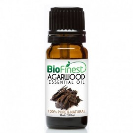 Agarwood Essential Oil - 100% Pure Therapeutic Grade - Best For Aromatherapy -  For Meditation, Spiritual Transquility