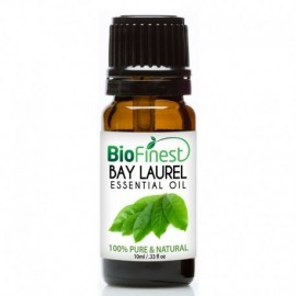 Bay Laurel Leaf Essential Oil - 100% Pure Therapeutic Grade - Best For Aromatherapy -  Boost Mental Alertness, Fight Fatigue