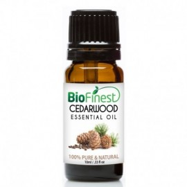 Cedarwood Essential Oil - 100% Pure Therapeutic Grade - Best For Aromatherapy -  Promote Hair Growth & Boost Metabolism