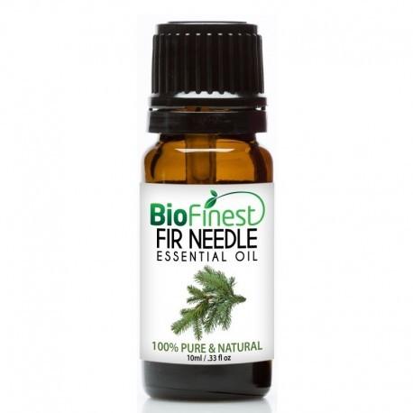 Fir Needle Essential Oil - 100% Pure Therapeutic Grade - Best For Aromatherapy -  Calm Mind, Reduce Fatigue, Ache, Arthritis