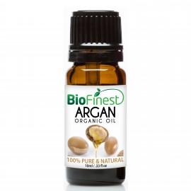 Argan Organic Oil - 100% Pure, Natural - Morocco Virgin Oil - Anti-Aging, Anti-Oxidant moisturizer - For Hair, Face & Skin