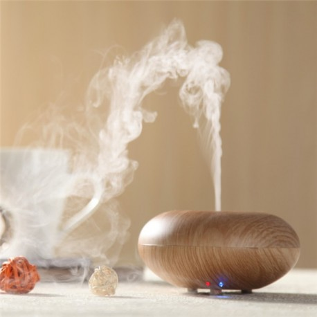 G3 (160ml) Ultrasonic Aroma Diffuser/ Air Humidifier/ Purifier/ 7-Color LED Light, 6 Hours Mist, Auto Off, Super Quiet