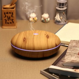 E1 (350ml) Ultrasonic Aroma Diffuser/ Air Humidifier/ Purifier/ 7-Color LED Light, , 10 Hours Mist, Auto Off, Super Quiet
