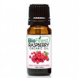 Raspberry Organic Oil - 100% Pure Cold-Pressed -  Premium Quality - Rich in Vitamins / Fiber/ Antioxidant - Moisturize Skin/Hair