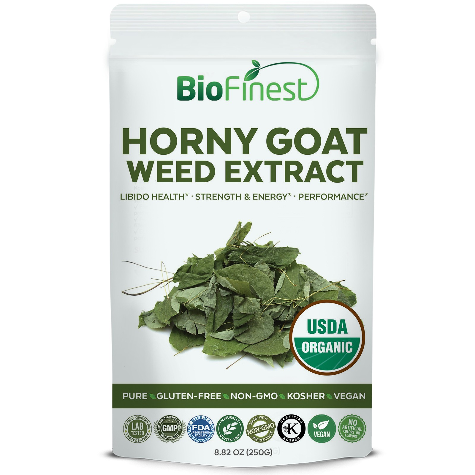 horny goat weed benefits