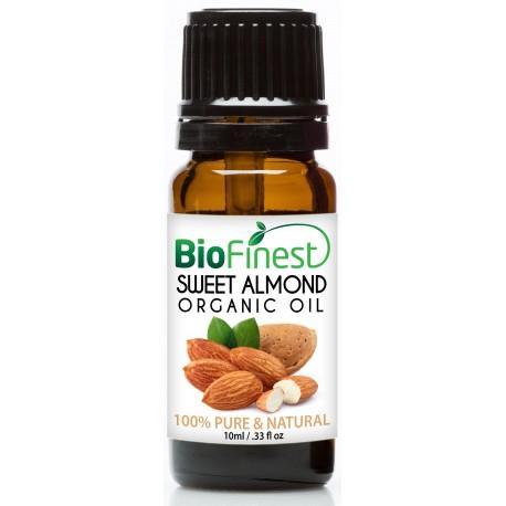 Biofinest 100% Organic Almond Oil - Best moisturizer for Skin & Hair