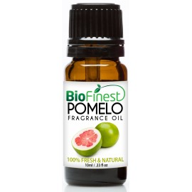 Pomelo Fragrance Oil - 100% Fresh & Natural - Premium Grade - Natural Home Scent - Tropical Fruit - Aromatherapy - Relaxing