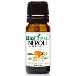 Neroli Essential Oil - 100% Pure Undiluted - Therapeutic Grade - Aromatherapy - Antioxidant - Repair Skin - Reduce Stress