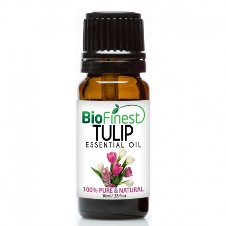 Tulip Essential Oil - 100% Pure Undiluted - Therapeutic Grade - Best For Aromatherapy -  Promote Restful Sleep, Relieve Stress