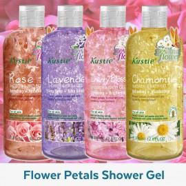 Flower Petals Bath Gel