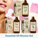 Essential Oil Shower Gel