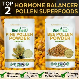 Pollen Superfood Powders