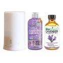 Relaxing Lavender Aromatherapy Gift Set