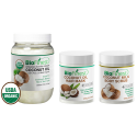 Coconut Body & Hair Care Gift Set