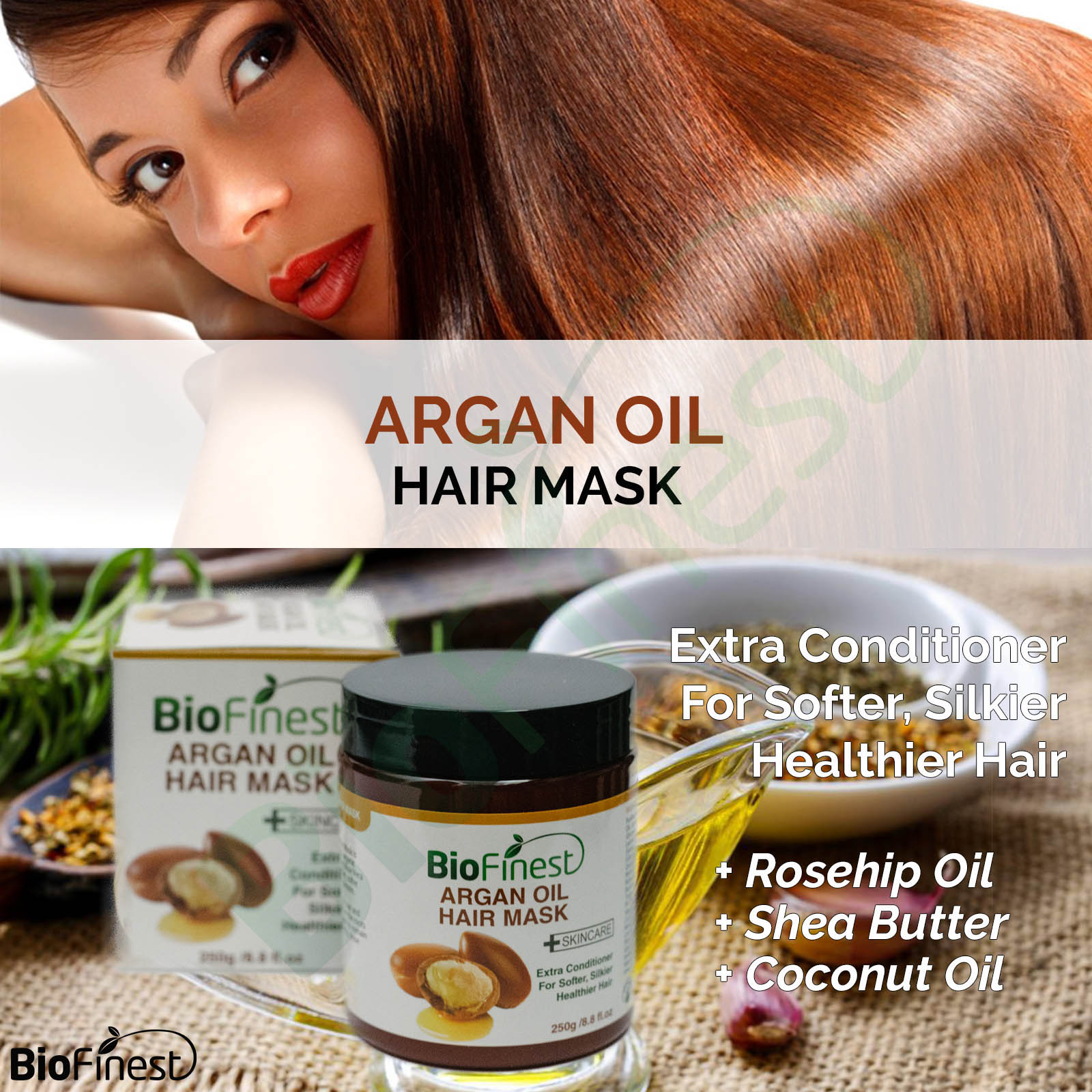 Argan Oil Hair Mask (1)