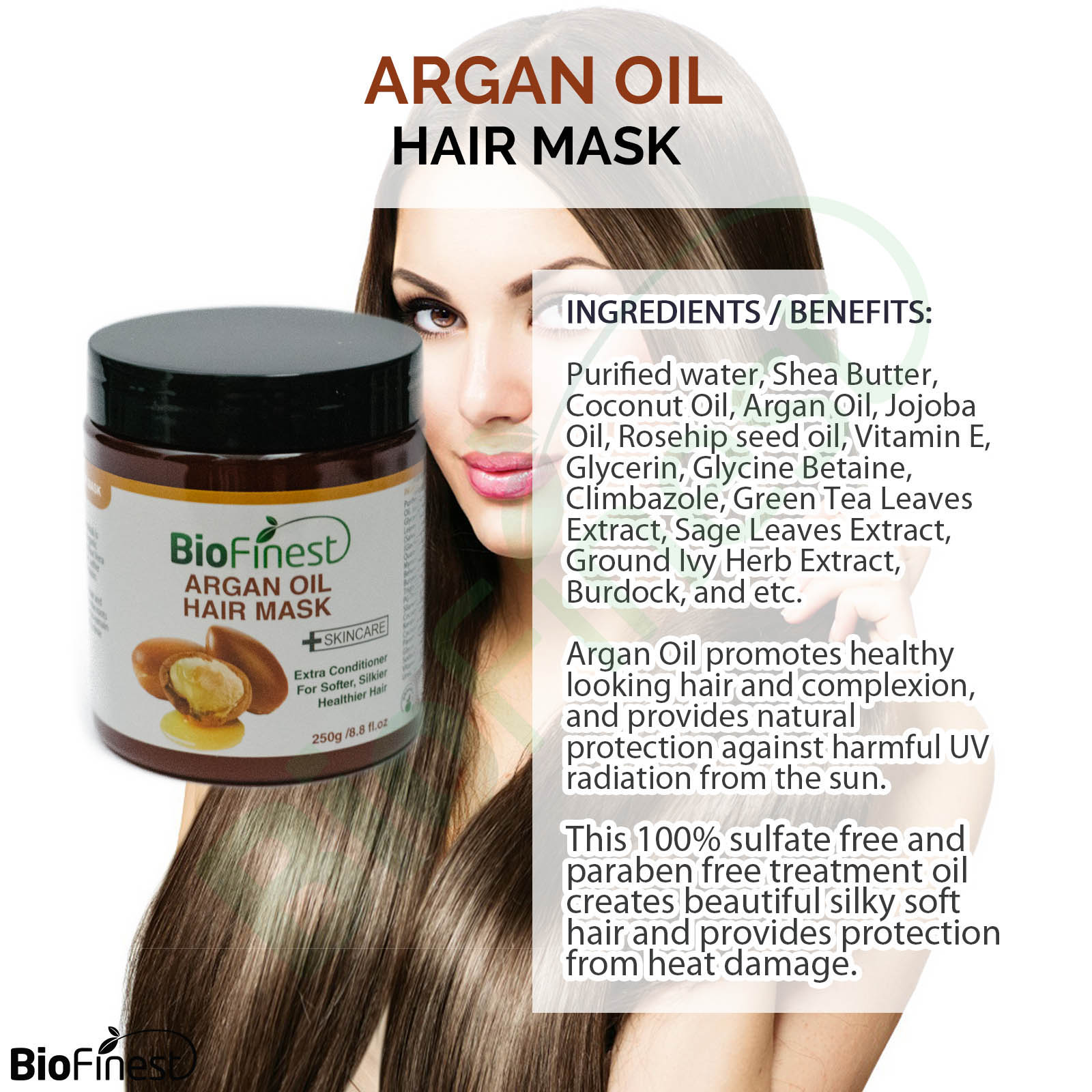 Argan Oil Hair Mask (2)