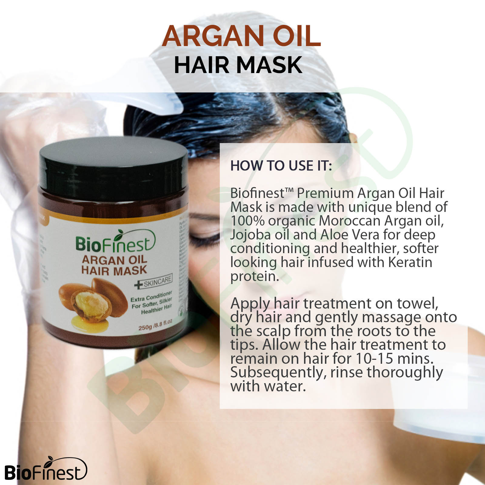 Argan Oil Hair Mask (3)