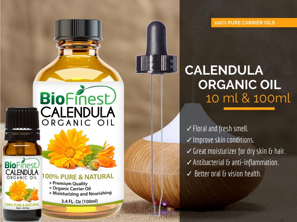 Calendula Organic Oil 2